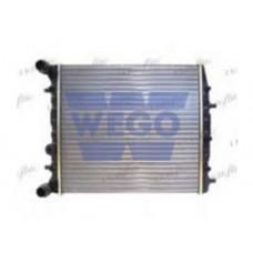 радиатор охлаждения с двигателем вентилятора (430x