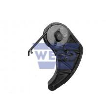 ролик натяжения цепи масл. насоса (<W-045)
