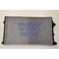 радиатор охлаждения (648х403х27)