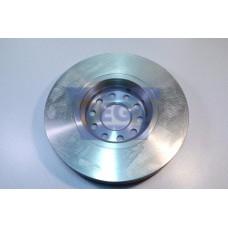 диск тормозной передний (288x25)