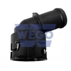наконечник патрубка (радиатор-термостат)