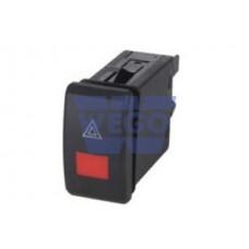 кнопка аварийной сигнализации (прямугольн)