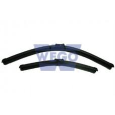 щетка стеклоочистителя переднего (компл)