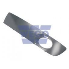 накладка бампера переднего правая